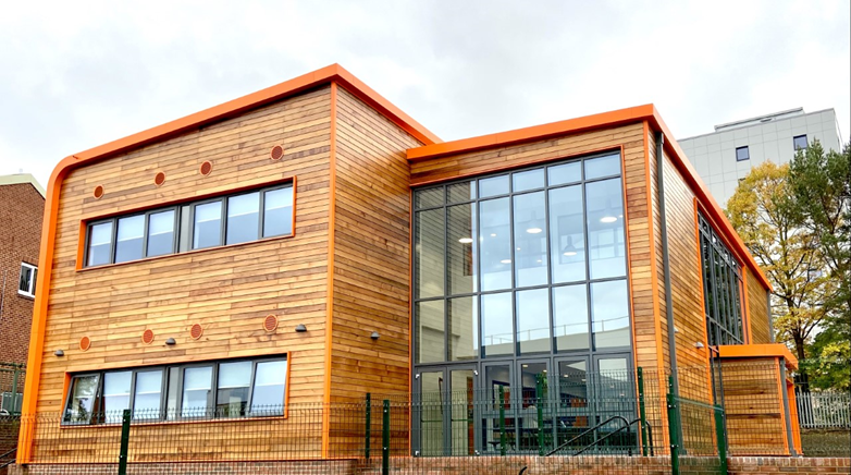 New Teaching Block External1 (LC-S)